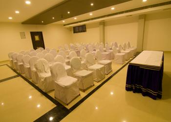 image of Hotel SRM Grands Banquet Hall Kolathur ac banquet hall at kolathur, chennai