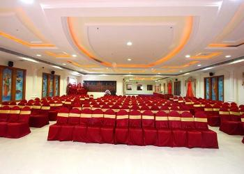 image of Banquet Hall at Hotel Sitara Royal ac banquet hall at koti, hyderabad