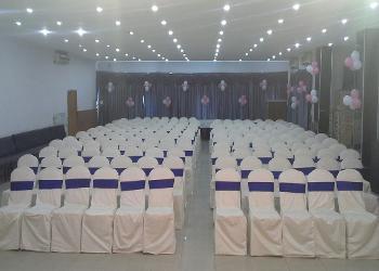 image of Banquet Hall at Hotel Vishwam ac banquet hall at secunderabad, hyderabad