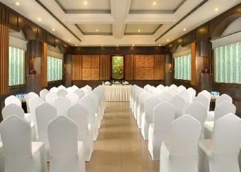image of Barrister House Banquet Hall at JP Cordial ac banquet hall at majestic, bangalore