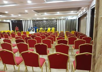 image of Kesar ac banquet hall at mylapore, chennai