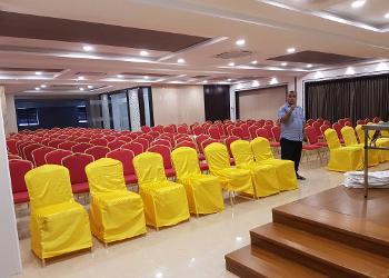 image of Kesar ac banquet hall at mylapore, chennai
