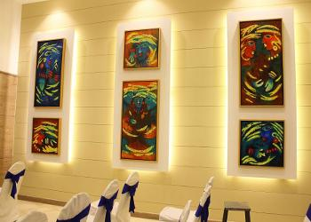 Image of Banquet Hall at Krishna Summit Marathahalli