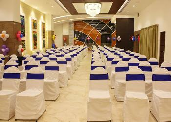 Image of Banquet Hall at Krishna Summit Marathahalli
