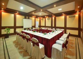 image of Marigold Banquet at Paraag ac banquet hall at cunnigham-road, bengaluru