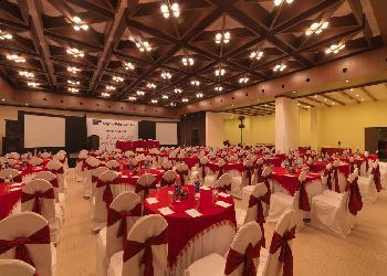 image of Grand Ballroom at Sterlings Mac ac banquet hall at indiranagar, bengaluru