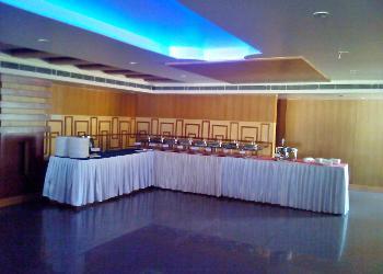 Buffet Setting