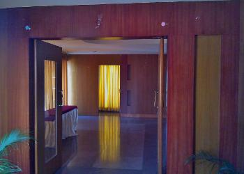 Party Hall Entrance
