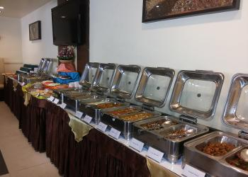 Buffet Setting