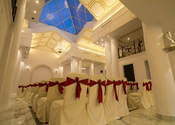 image of Moksh Banquets Necklace Road ac banquet hall at secunderabad, hyderabad