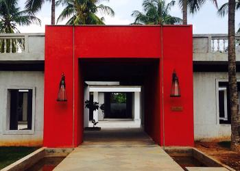 Day View of Entrance