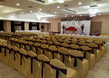 image of Galaxy Banquet Hall at Hotel NK Grand Park ac banquet hall at pallavaram, chennai