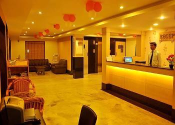 image of Aruvi Banquet Hall at Hotel Nayagara Koyambedu ac banquet hall at kodambakkam, chennai