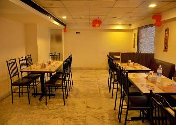 image of Aruvi Banquet Hall at Hotel Nayagara Koyambedu ac banquet hall at kodambakkam, chennai