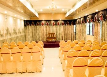 image of Vestin Park Banquet Hall in Egmore ac banquet hall at egmore, chennai