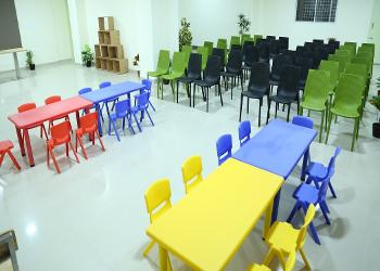 image of Party Hall at Kydz Adda Bannerghatta Road ac banquet hall at bannerghatta-road, bangalore