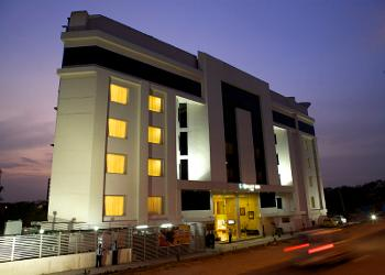 image of Banquet Hall at The Peerless Inn ac banquet hall at gachibowli, hyderabad