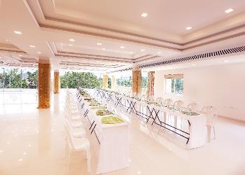 image of Risa Banquet ac banquet hall at injambakkam, chennai