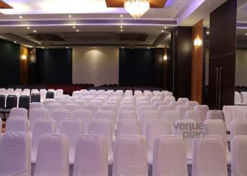 Image of Banquet Hall at Radha Regent Electronics City