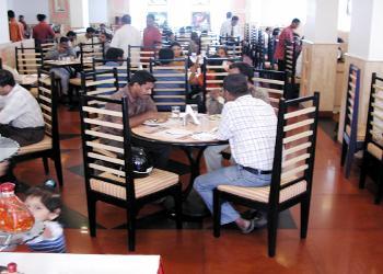 image of Banquet Hall at Hotel Raj Comfort Inn ac banquet hall at secunderabad, hyderabad