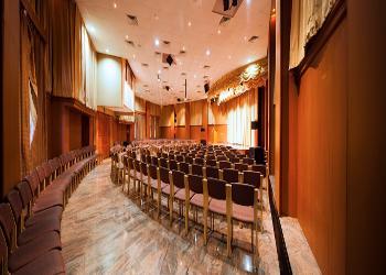 Auditorium Stage View