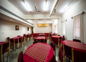 Gulmohar Dining Hall