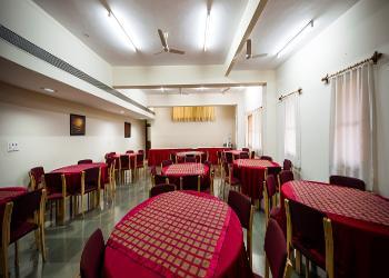 Gulmohar Dining Hall