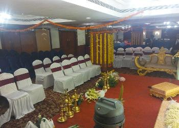 image of Banquet Hall at Quality Inn Sabari ac banquet hall at t-nagar, chennai