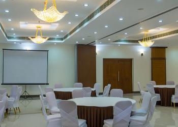 image of Banquet Hall at Hotel Saptagiri ac banquet hall at secunderabad, hyderabad