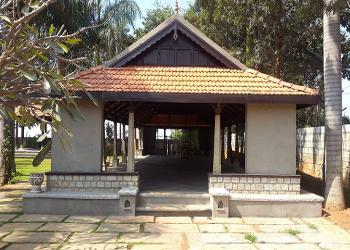 image of Shibravyi Courtyard ac banquet hall at kanakapura-road, bengaluru