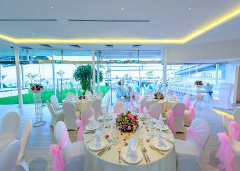 image of Banquet Hall at Sky Garden Sentosa ac banquet hall at sentosa, singapore
