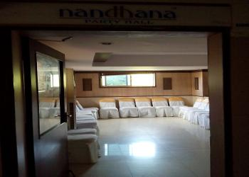 image of Nandhana Banquet Hall New BEL Road ac banquet hall at hebbal, bangalore