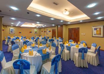 image of Thames Banquet Hall at Chelsea Gardens ac banquet hall at dubai-coast, dubai