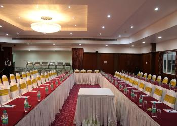 Image of Banquet Hall at The Ambient Turret Hotel BTM Layout
