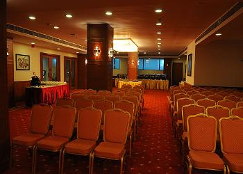 image of Banquet Hall at The Grand Solitaire Hotel ac banquet hall at secunderabad, hyderabad