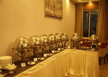image of Banquet Hall at Hotel Sai Leela Yelahanka ac banquet hall at yelahanka, bangalore