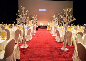 image of The Joyden Hall ac banquet hall at marina-bay, singapore
