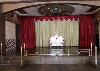 brundavana-hall-stage