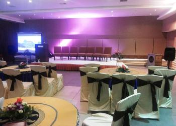 image of Banquet Hall at The Platinum Hotel ac banquet hall at himayath-nagar, hyderabad