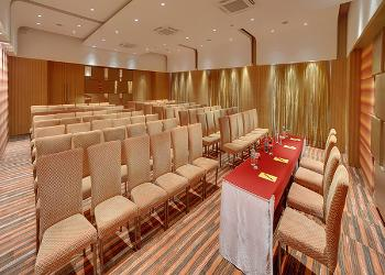 image of Banquet hall at The Pride Hotel Richmond Circle ac banquet hall at richmond-road, bangalore