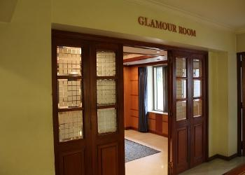Glamour Conference Hall Entrance