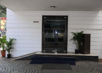 Venue Entrance