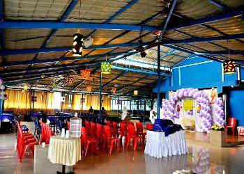 image of Timepass Rooftop Dinner ac banquet hall at basavanagudi, bengaluru