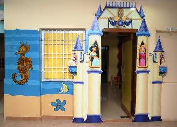 image of Party Hall at Toyz Day Out Velachery ac banquet hall at velachery, chennai