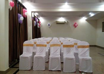Party Hall Seating