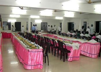 image of Banquet Hall at Udhaya Britto Mahal Perungudi ac banquet hall at perungudi, chennai