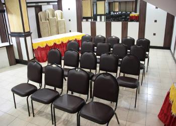 image of Banquet Hall at Venkeys Veg ac banquet hall at nampally, hyderabad