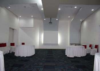 image of Banquet Hall at Woodrose Club JP Nagar ac banquet hall at jp-nagar, bangalore