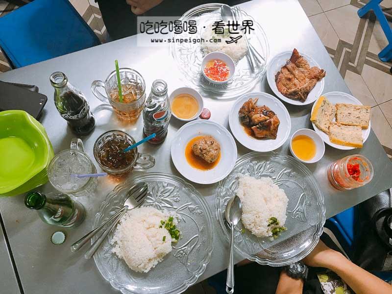 越南胡志明市隱藏版道地美食