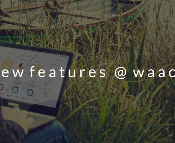 Waach new features announcement